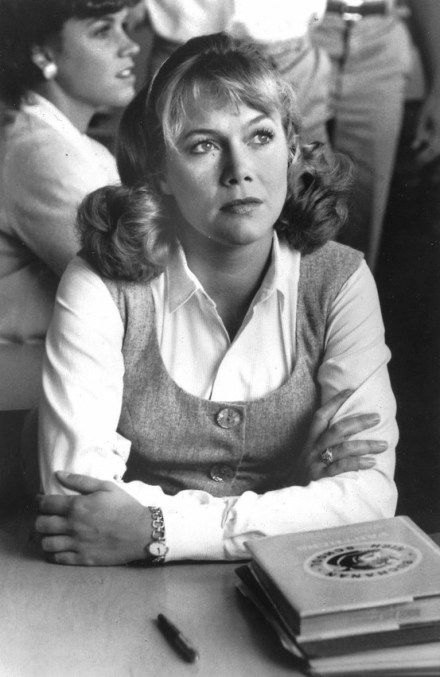 Kathleen Turner in 'Peggy Sue Got Married',directed by Francis Ford Coppola (1986)