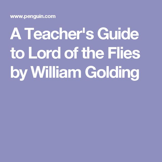 best images about lord of the flies the fly a teacher s guide to lord of the flies by william golding