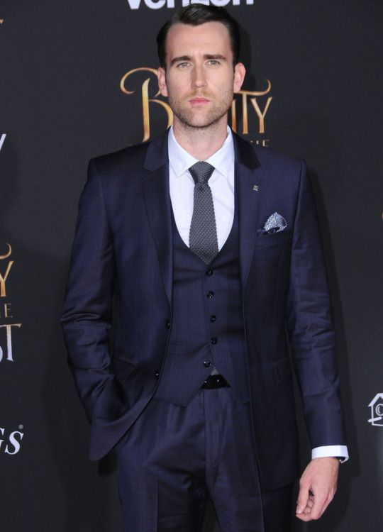 Matthew Lewis at Disney's 'Beauty and the Beast' premiere at El Capitan Theatre in Los Angeles, California on Thursday, 2nd March 2017.