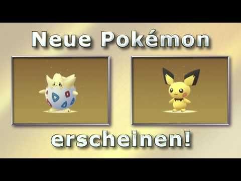 Erstmals neue Pokémon für Pokémon Go: Togepi und Pichu - PC-WELT