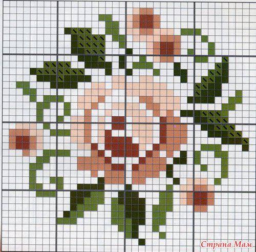 Роза (схема)