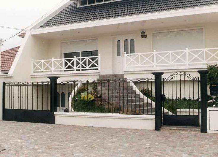 Top 25 best rejas para frentes ideas on pinterest rejas - Rejas para casas ...