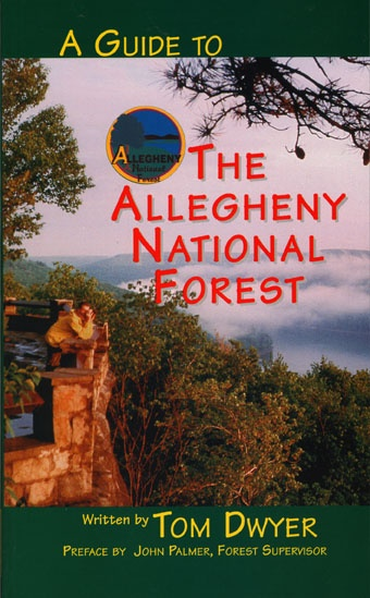 """Until December 31st, take 50% off """"The Allegheny National Forest"""" by Tom Dwyer and pay $6.95."""