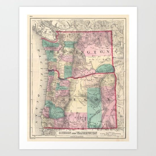 Best Washington Map Ideas On Pinterest - Washington state on us map