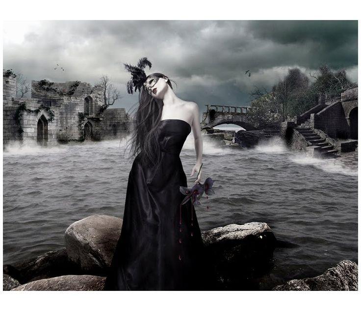 Imágenes de Chicas Góticas   Fondos de pantalla y mucho más