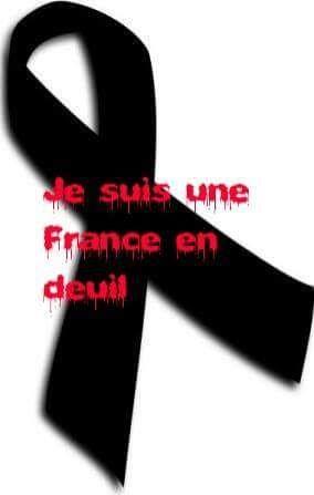 PARTAGE DE HOMMAGE AUX VICTIMES DES ATTENTATS DE PARIS...........SUR FACEBOOK...........