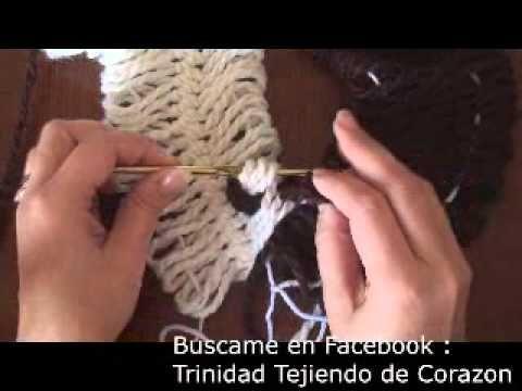 Entrelazado en Horquilla - YouTube