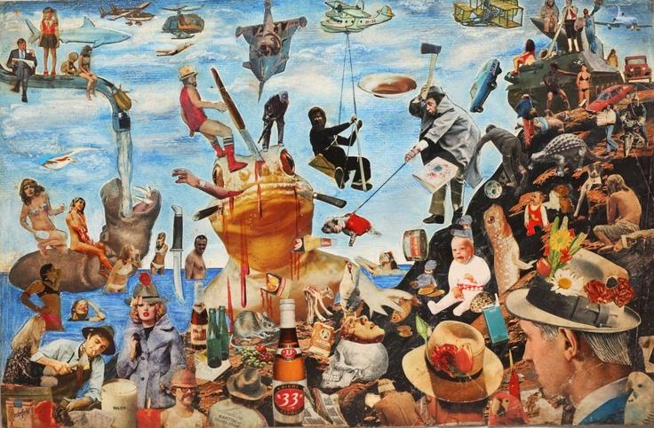 Ion Barladeanu zijn collages vallen onder de naam Popart, misschien herken je deze kunst stroom van de bekende artiest Andy Warhol. Maar het verhaal van Ion is erg merkwaardig. Hij maakte zijn kunst van zwerfafval. Meneer Barladeanu laat zien dat je met weinig, veel kan maken. En je bent milieu verantwoordelijk bezig!   Lijkt het je leuk om een workshop zwerf afval kunst aan te bieden? Check de website; http://educatie.culturanederland.nl/