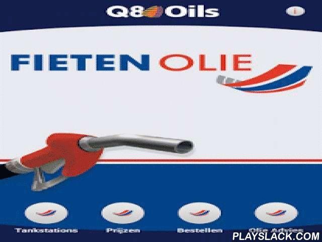 Fieten Olie  Android App - playslack.com , Fieten Olie, opgericht in 1935, levert brandstoffen en smeermiddelen aan agrariërs, loonbedrijven, transportbedrijven, tankstations, aannemers, industrie en particulieren. Fieten Olie is actief in de regio Drenthe, Groningen, Friesland, Overijssel, Gelderland, Utrecht en Flevoland. Een bedrijf dat staat voor service, kwaliteit en snelle levering van brandstoffen, smeermiddelen, adblue en aanverwante producten, alsmede technische apparatuur. Bijna…
