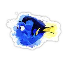 Dory Watercolor Sticker