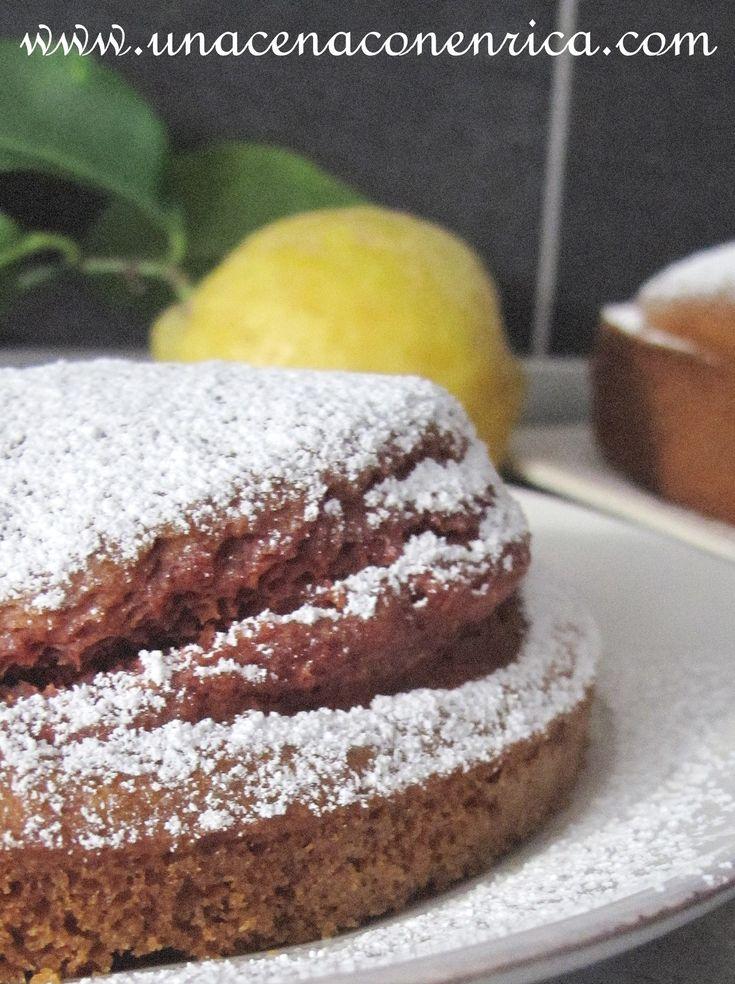 torta paradiso Marco Bianchi