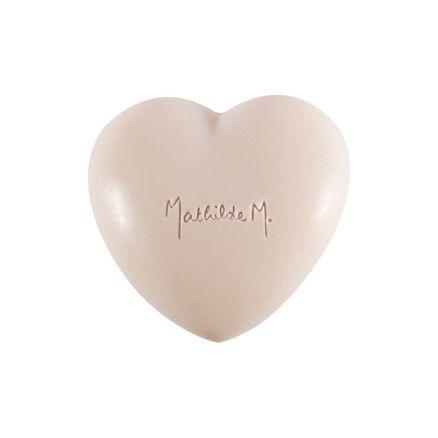 Mathilde M - Savon coeur adoucissant, parfum Rose ancienne