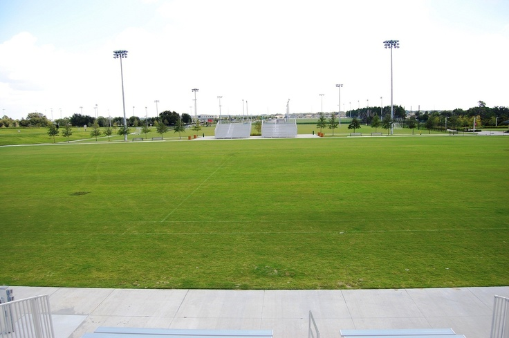 Lake Myrtle Sports Park- Auburndale, Florida. There are a total of 11 lighted soccer fields. The Lake Myrtle Sports Park is also home to state headquarters for the Florida Youth Soccer Association.