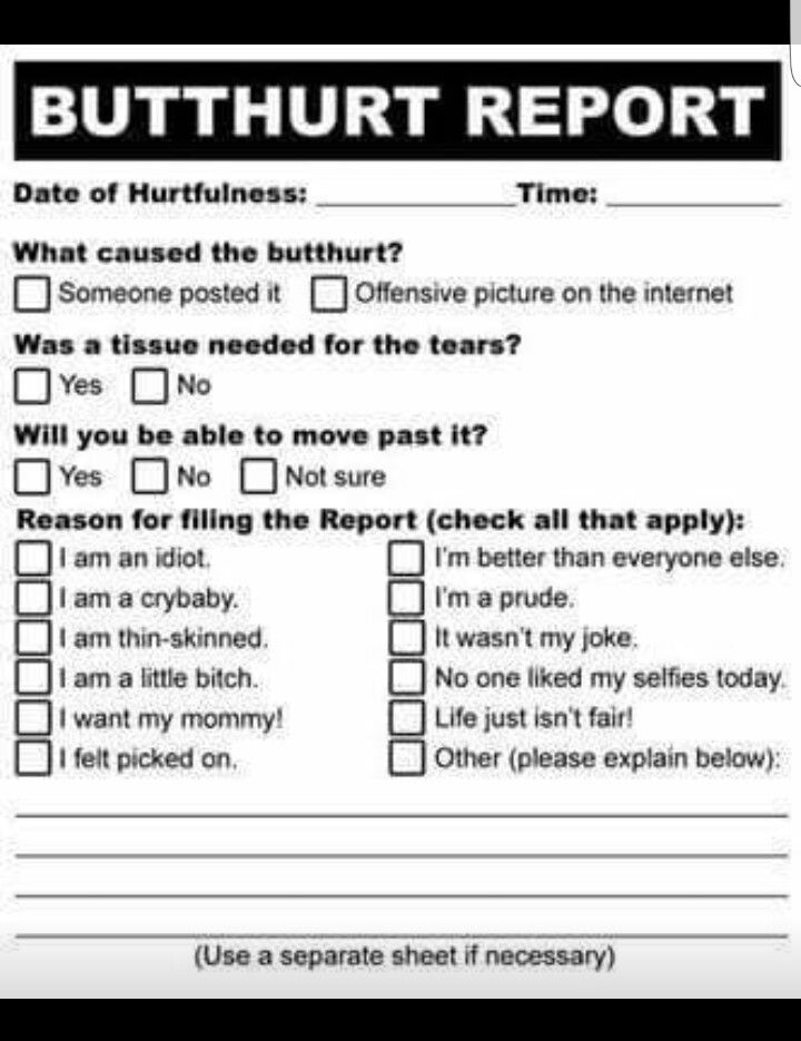 14 best butt hurt report images on Pinterest | Book jacket ...