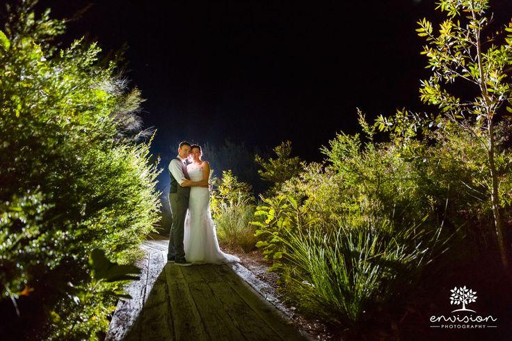 Tanya + Shaun + back lighting = magic :) @kingfisherbay
