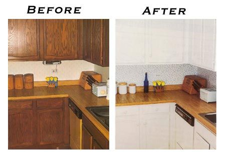 refinish kitchen cabinets kitchen cabinet pinterest how to paint