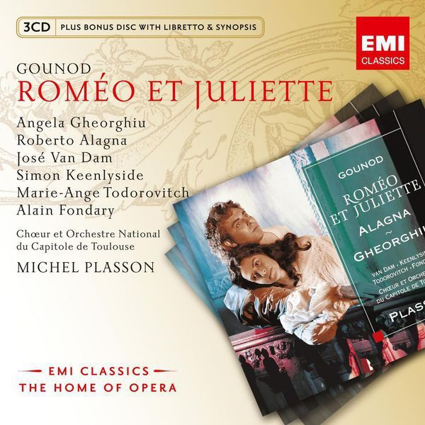 Charles Gounod - Roméo et Juliette (Plasson (con immagini)   Angeli
