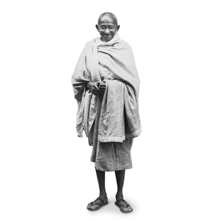 Mahatma Gandhi: When I despair I remember that all through history the way of truth and love have always won. There have been tyrants and murderers and for a time they can seem invincible but in the end they always fall. Think of it - always. #MahatmaGandhi #myadvice #HumanNote