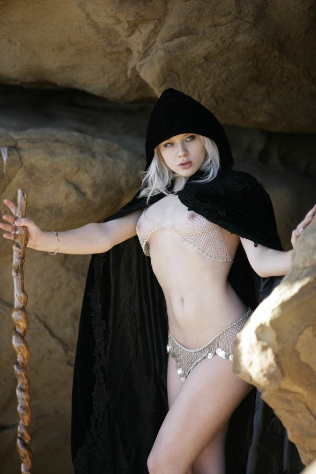 Teenage fantasy girl — img 7