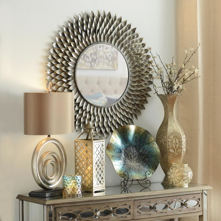 Add Some Shimmer And Shine To Your Home This Fall Our Updated Metallic Fusion Collection