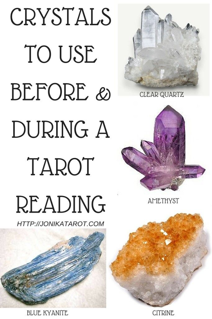 Crystals and gem stones are a great tool of every Tarot reader or spiritualist because they help us not only get centered, but they also raise our vibration. They are natural conductors of energy. They will hold the intention you have when handling them, so remember to have the best and highest intentions when you …