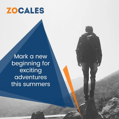 Mark a new beginning for exciting adventures this summers - Zocales #Adventures #Tours #Summer #Holidays #Malaysia_Tours #Thailand_Tourism