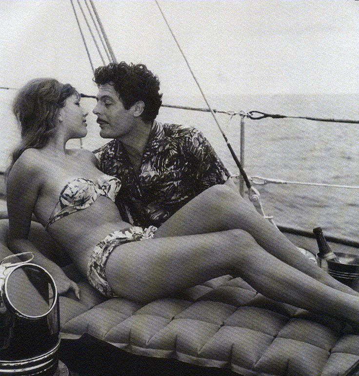 Stefania Sandrelli e Marcello Mastroianni, Divorzio all'italiana.