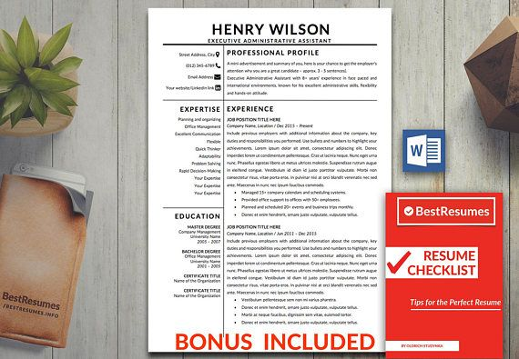 Resume Template Instant Download | Professional Resume | Modern Resume | Simple Resume Template | Minimalist Resume | One Page resume | Resume MS Word | Mac Resume | Resume Design | Resume Cover Letter | 1 Page Resume | Best Resume Template  BONUS: Resume Checklist - Tips for the Perfect Resume included in the package! Tips and tricks for the perfect resume that gets you the job! Sophie Evans multipack includes Resume Template 1 page, Cover Letter template, and References template.
