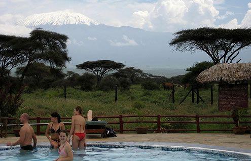 4 Days Kenya Safari Package from Mombasa ending in Nairobi