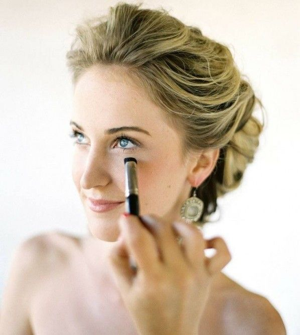 Wedding smokey eyes makeup step by step