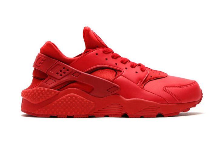 Nike Air Huarache – Triple Red