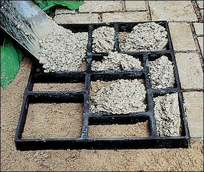"""Moule Pour Beton résultat de recherche d'images pour """"moule a pavés beton""""   a faire"""