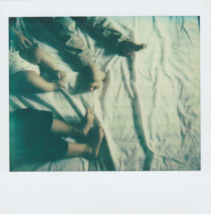 legs :: polaroid spectra