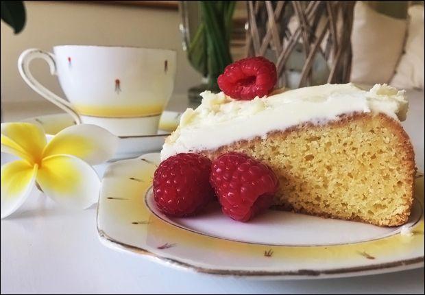 Seriously Delicious Lemon Pound Cake