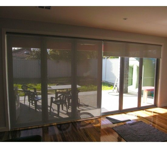 Gorgeous sunscreen blinds - Multi functional - Retains view, reduces glare, daytime privacy and protects flooring and furnishings from sun damage