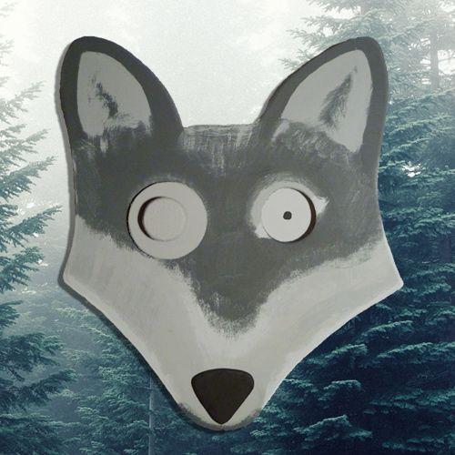 Das Wolf Design vom Rechen-Fuchs..oder wohl Rechen-Wolf. #rechnen #wolf
