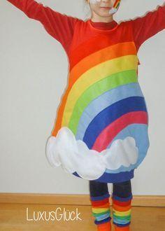 LuxusGlück: Somewhere over the rainbow ....