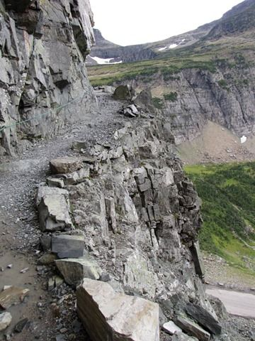 78 Images About Going To The Sun Road On Pinterest Glacier Np Sun And Snow