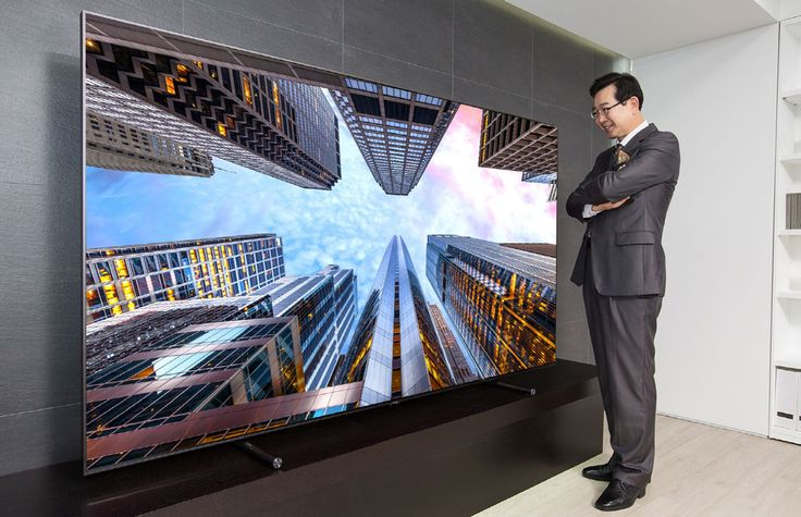 Learn about Samsung's giant 4K QLED TV costs $20000 http://ift.tt/2vsDTKN on www.Service.fit - Specialised Service Consultants.