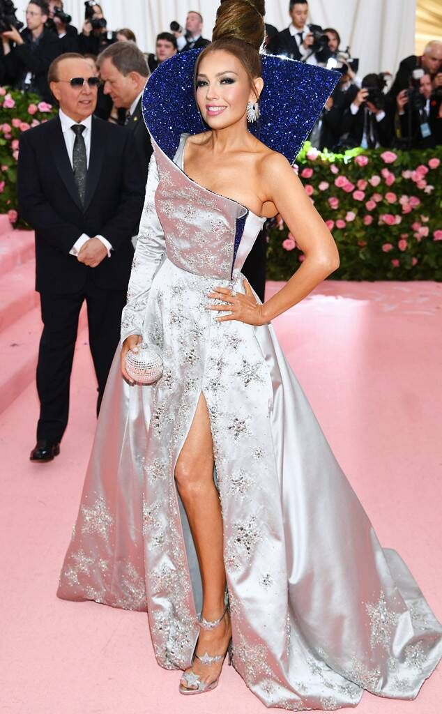 Thalia from The Most Outrageous Looks at the 2019 Met Gala ...