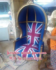 kursi mewah model terbaru yang sangat mewah dan elegan