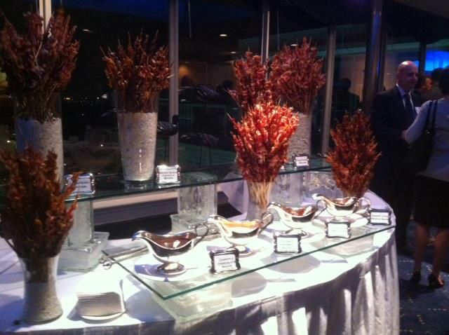17 best ideas about candy centerpieces wedding on