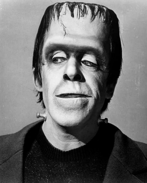 The Munsters Fred Gwynne (Herman Munster)