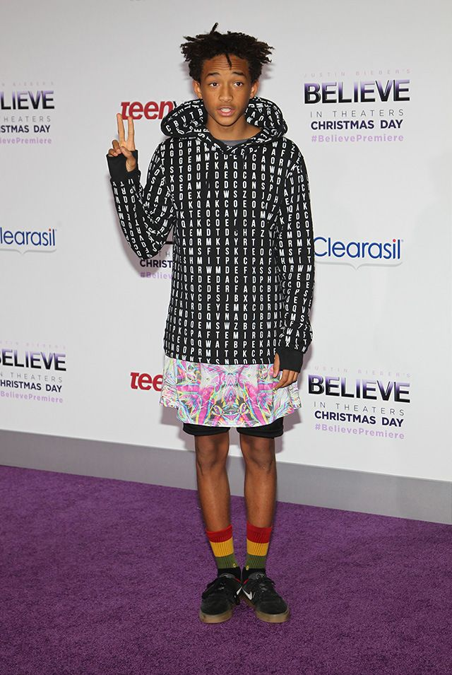 Jaden Smith Outfit February 2017