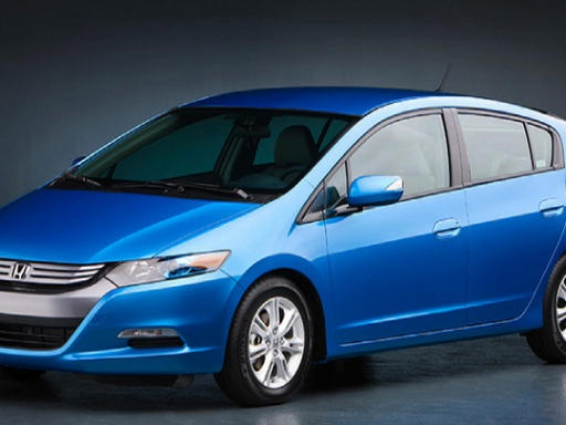 Honda Insight EX - $21,300 - Another potentially awesome LA car.