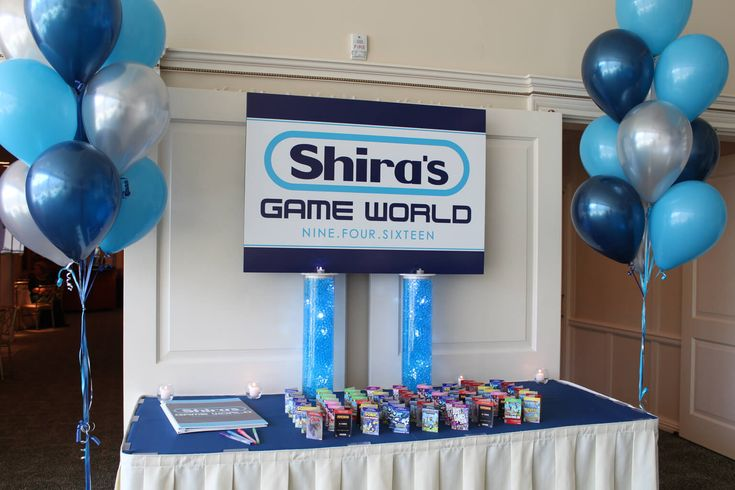 Seating Cards & Displays - Balloon Artistry