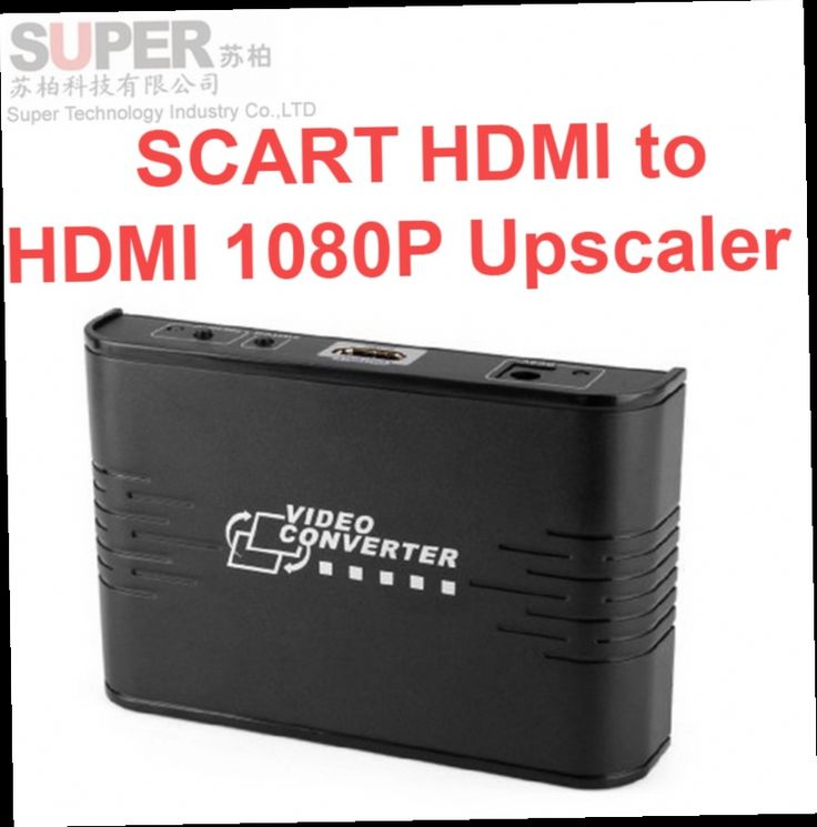 43.32$  Watch now - http://aliohx.worldwells.pw/go.php?t=488227054 - 362A SCART to HDMI  video converter,audio video extender to HDMI,SCART HDMI to HDMI 1080P Upscaler switch CVBS & Audio adapter