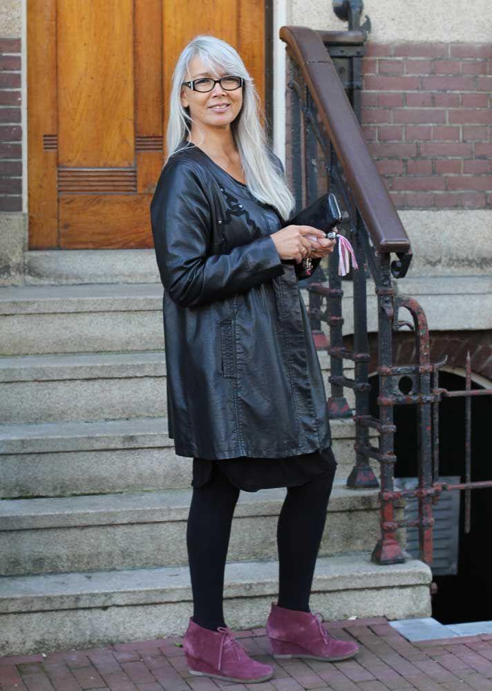 Sandra in Amsterdam