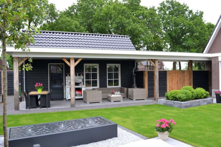 11 best images about veranda on pinterest gardens urban and tuin - Huis met veranda geintegreerd ...