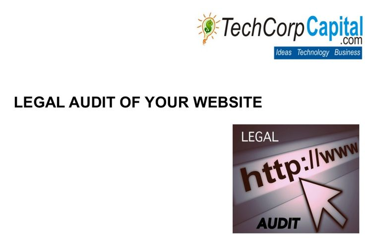 How to do Legal Audit of Your Website #internet #laws #cyber #attorney #privacy #data #startups